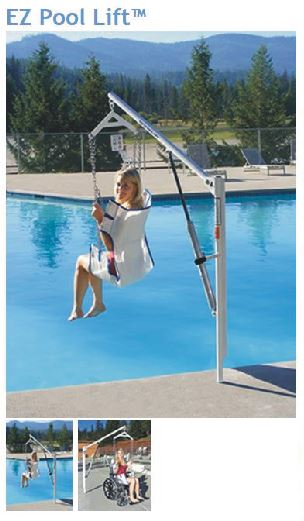 Suntrap EZ Pool Lift